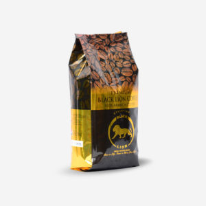 Lion Black Coffee