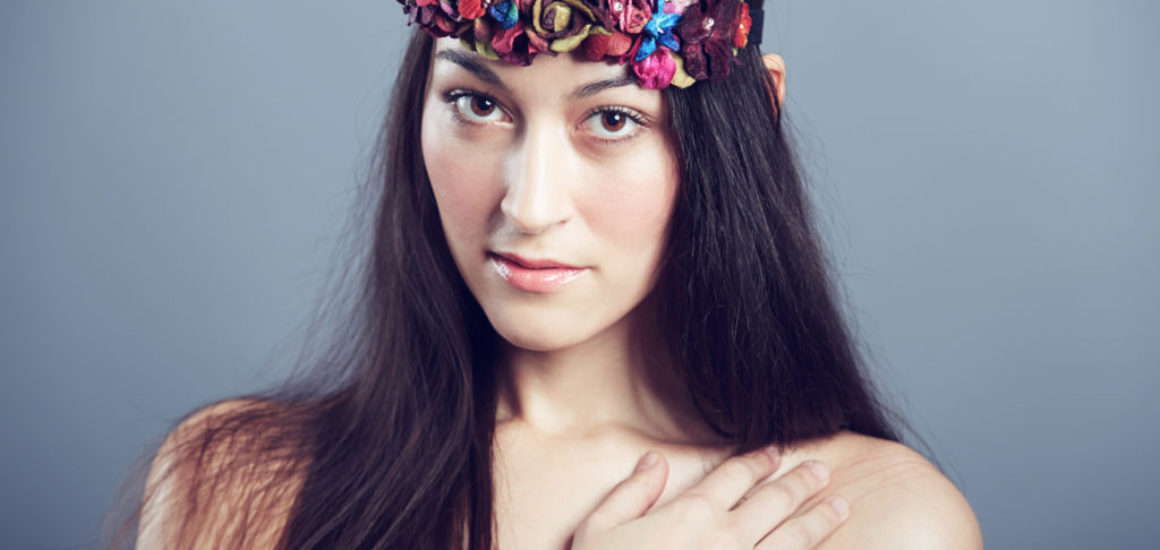 Women's Flower Headband