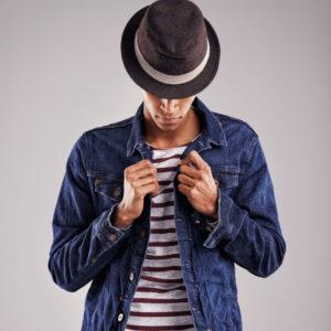 Men's Fedora Hat