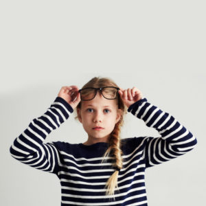 Girl Stripe Sweater