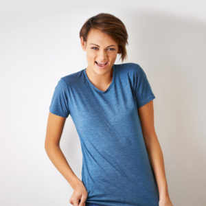 Casual Blue T-Shirt