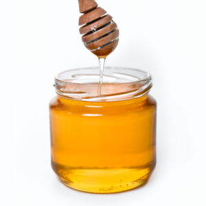 Fresh Organic Honey