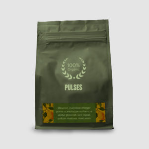 Pulses From Organic Farm